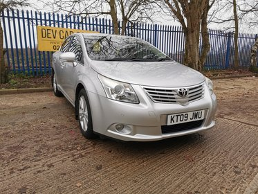Toyota Avensis 2.0 V-Matic T4 M-Drive S 4dr