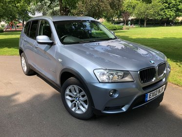 BMW X3 xDrive20d SE.Leather+Cruise Control+BT