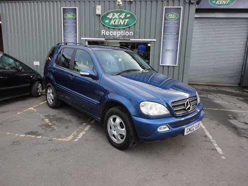 Mercedes M Class ML270 CDI WITH FULL SERVICE HISTORY & IDEAL FOR THE WINTER!!