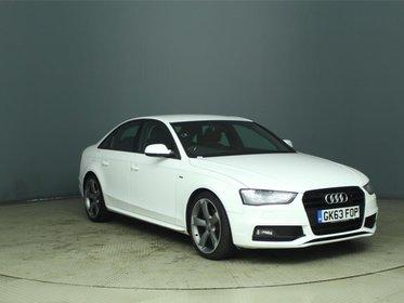Audi A4 TDI S LINE BLACK EDITION.(SOLD)