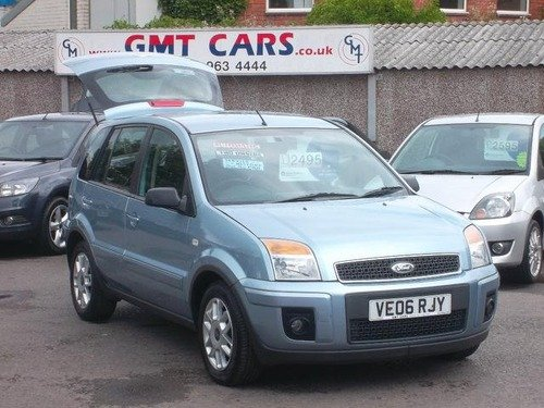 Ford Fiesta 1.6 Zetec Climate 5dr AUTOMATIC,FULL SERVICE HISTORY