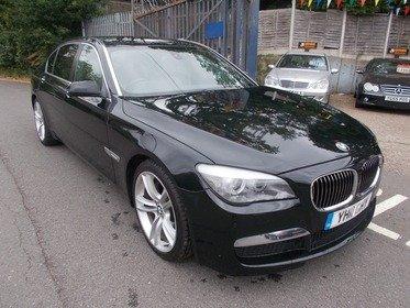 BMW 730 3.0 730Ld M SPORT