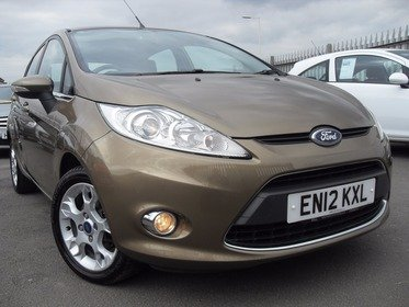 Ford Fiesta 1.4 TDCI ZETEC, £20 ANNUAL CAR TAX, FULL SERVICE HISTORY