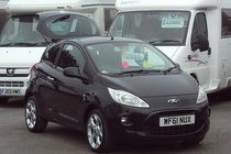 Ford Ka METAL 1.2 65,000 MILES SERVICE HISTORY £30 ROAD TAX LOW INSURANCE GROUP IDEAL FIRST CAR