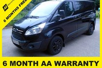 Ford Transit 270 TREND LR P/V ##NO VAT TO PAY## 6 MONTH WARRANTY-12 MONTH MOT-FULL SERVICE-12 MONTH AA BREAKDOWN COVER