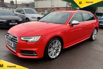 Audi S4 Avant 3.0 TFSI V6 Avant Tiptronic quattro (s/s) 5dr