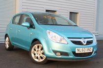 Vauxhall Corsa SE ****FSH**PARKING AID**FINANCE AVAILABLE****
