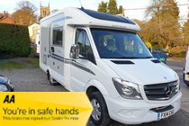 Mercedes Sprinter 316 CDI -Diesel -Auto-Premium Camper-Superb Condition-One Owner-Too Many Extras to List*NOW REDUCED BY £1000*12 MONTHS WARRANTY*