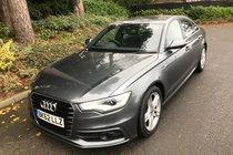 Audi A6 3.0 TDI S LINE 204PS