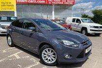 Ford Focus Titanium 1.6 100 S5