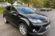 Toyota RAV4 D-4D INVINCIBLE AWD