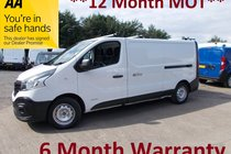 Renault Trafic LL29 BUSINESS DCI S/R P/V