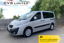 Peugeot Expert 2.0 HDi [130] Leisure 5dr WAV Conversion