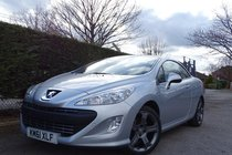 Peugeot 308 1.6 THP 156 BHP GT Coupe Cabrio