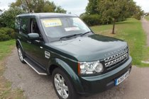 Land Rover Discovery SDV6 GS