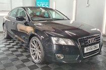 Audi A5 SPORTBACK TDI QUATTRO SE