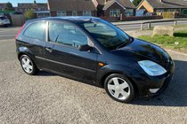 Ford Fiesta FLAME - 19/10/2021 MOT - PX TO CLEAR