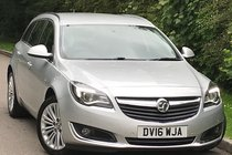 Vauxhall Insignia DESIGN NAV CDTI