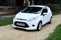 Ford Fiesta SPORT TDCI DPF 35k FULL MAIN DEALER SHIP SERVICE HISTORY + ONE OWNER