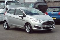 Ford Fiesta ZETEC 1.0 ECOBOOST 60,000 MILES SERVICE HISTORY