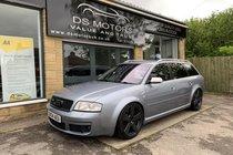 Audi A6 RS6 QUATTRO AVANT