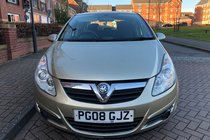 Vauxhall Corsa Club 1.4i 16v auto