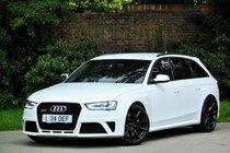 Audi A4 Avant RS4 Avant FSI Quattro