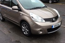 Nissan Note N-TEC BUY NO DEP & £22 A WEEK T&C APPLY.DELIVERY CAN BE ARRANGED