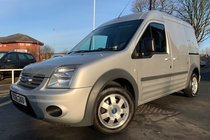 Ford Connect T230 LIMITED HR P/V CDPF