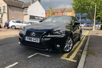 Lexus IS 300H EXECUTIVE EDITION.Leather+SatNav+Crusie+BT