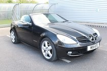 Mercedes SLK SLK 200 Kompressor - Leather - FSH - Amazing SLK for the Summer Hurry this one will go quick!!! Now In Stock Fantastic Condition