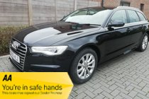 Audi A6 AVANT TDI ULTRA SE EXECUTIVE SAT NAV