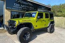 Jeep Wrangler CRD OVERLAND UNLIMITED