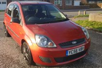 Ford Fiesta STYLE CLIMATE - MOT 22/09/2019 - GREAT FIRST CAR