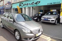 Mercedes B Class B180 CDI BLUEEFFICIENCY SE MPV, FULL SERVICE HISTORY