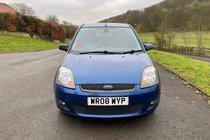 Ford Fiesta ZETEC BLUE