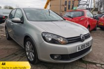 Volkswagen Golf 2.0 TDI GT 140 5dr Manual