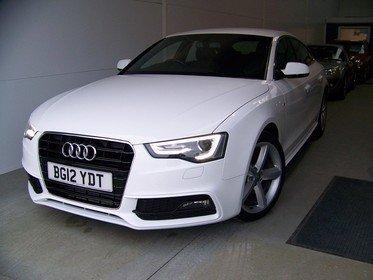 Audi A5 2.0 TDI S LINE 177PS