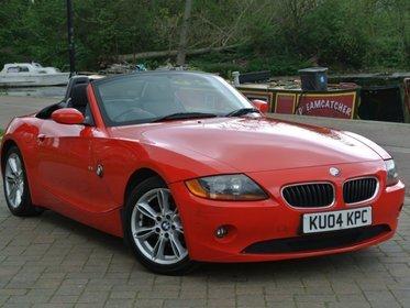 BMW Z4 2.2i SE Automatic with FSH