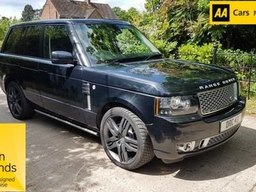 Land Rover Range Rover 4.4 TDV8 AUTOBIOGRAPHY AUTO 4WD