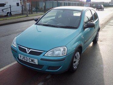 Vauxhall Corsa 1.0I 12V TWINPORT LIFE
