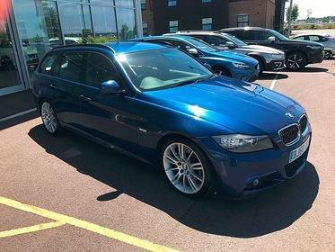 BMW 3 SERIES 325d M SPORT TOURING
