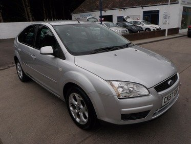 Ford Focus 1.6 STYLE