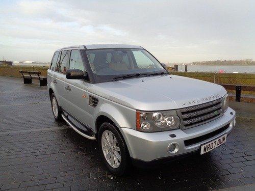 Land Rover Range Rover Sport TDV6 Sport SE
