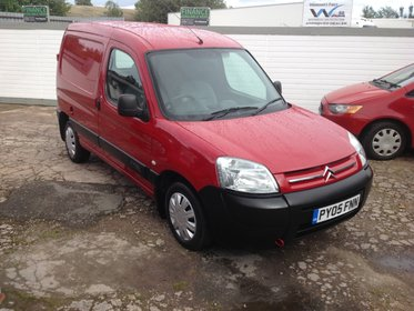 Citroen Berlingo LX 600 HDI ENTERPRISE P/V