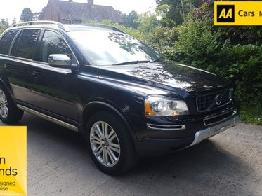 Volvo XC90 2.4 D5 AWD  EXECUTIVE GEARTRO 200PS