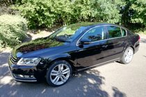 Volkswagen Passat EXECUTIVE STYLE TDI BMT DSG SAT NAV LEATHER