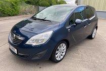 Vauxhall Meriva SE 1.4
