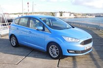 Ford C-Max ZETEC TDCI #FINANCEAVAILABLE