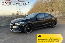 Mercedes CLA 1.6 CLA180 AMG Line (s/s) 4dr